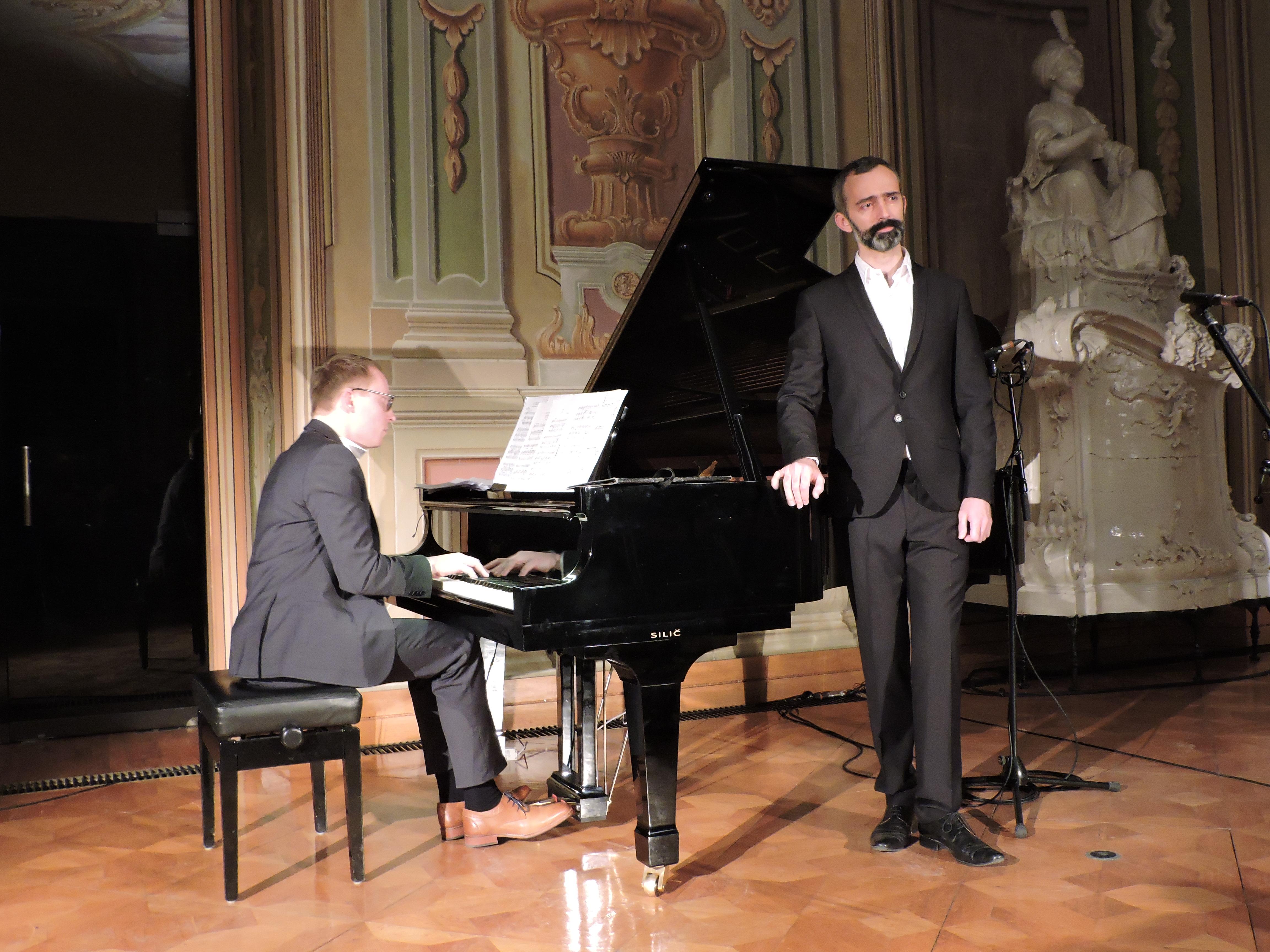 Nejc Lavrenčič & Alejandro Gabor