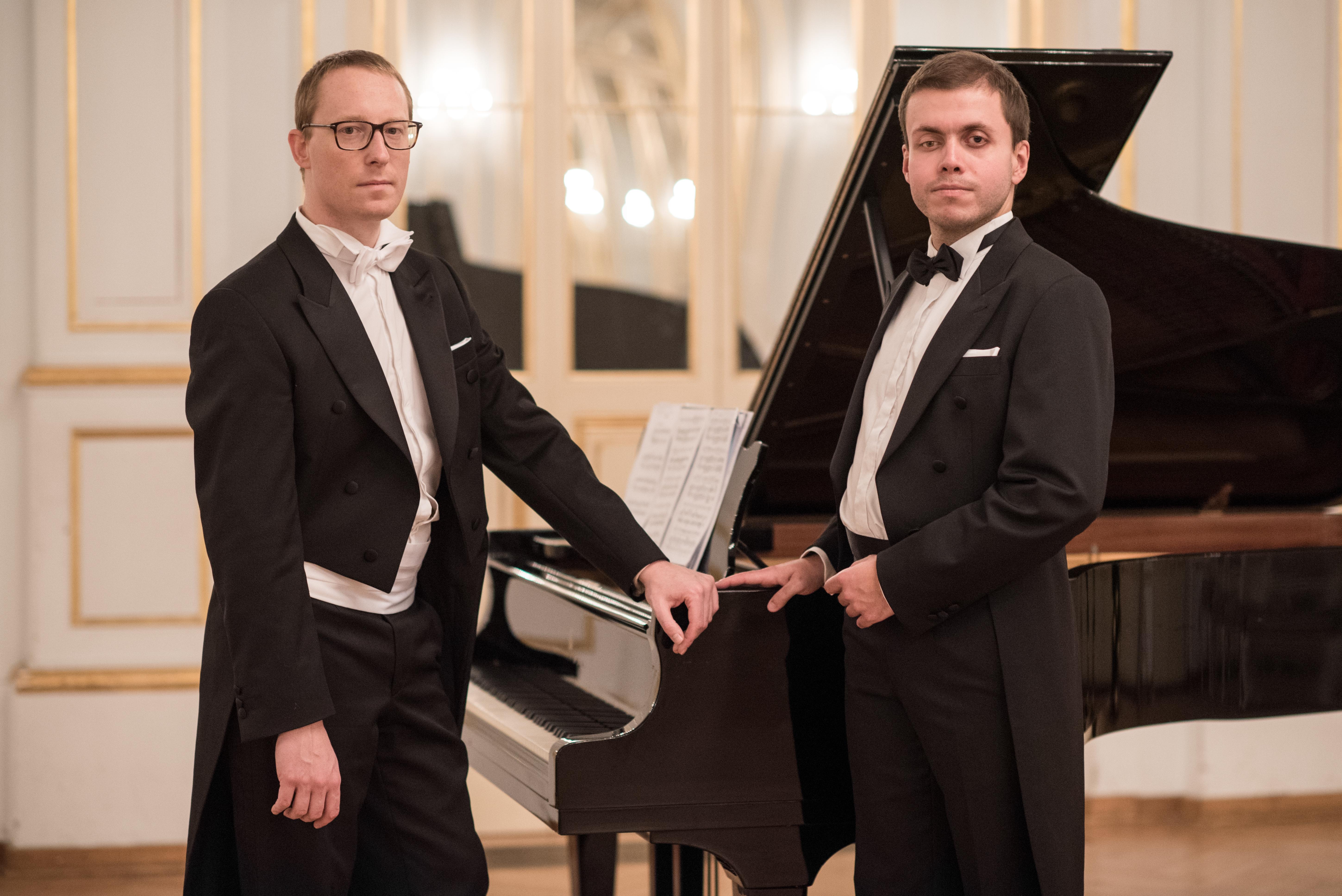 Nejc Lavrenčič & Artur Rożek