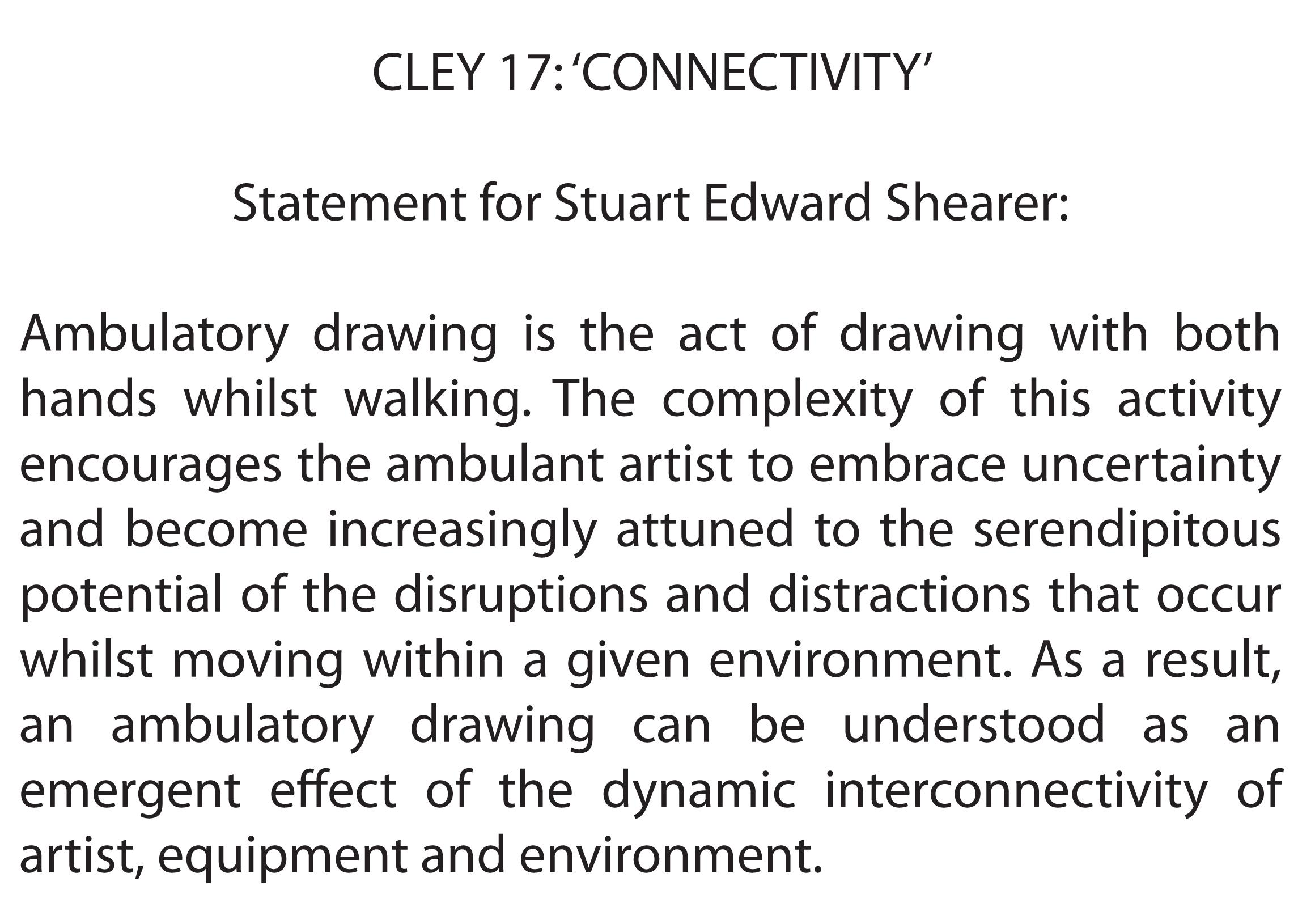 Cley 17 statement3