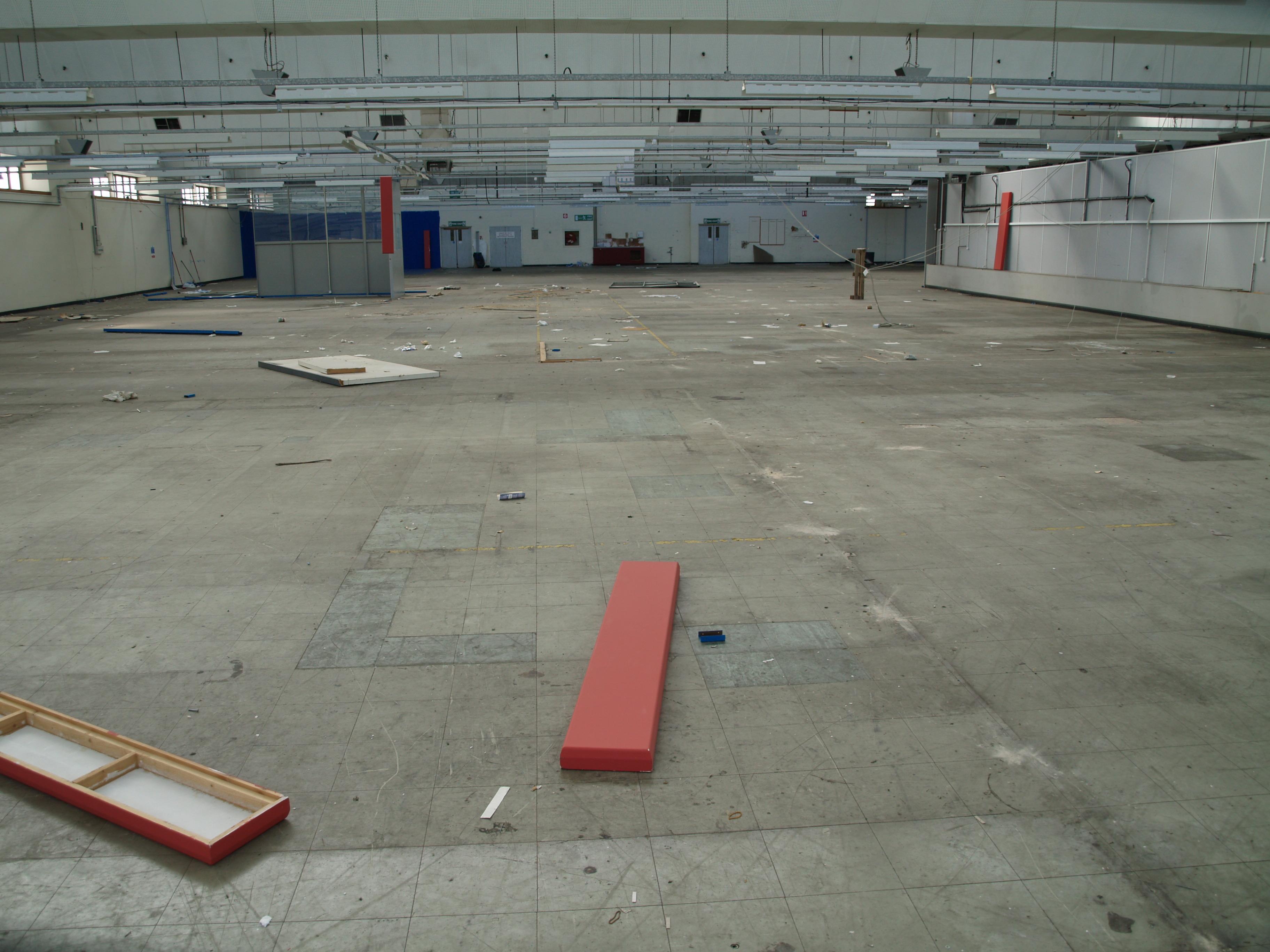 Factory Floor 1 (2009)