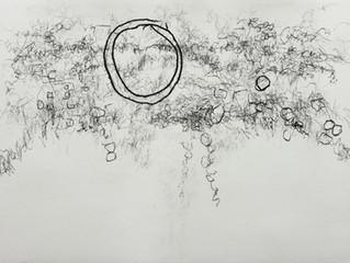 CLEY 17: Ambulatory Drawing No 3