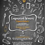 Empowered women exibition Edinburgh