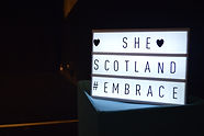 SHE Scotland Embrace