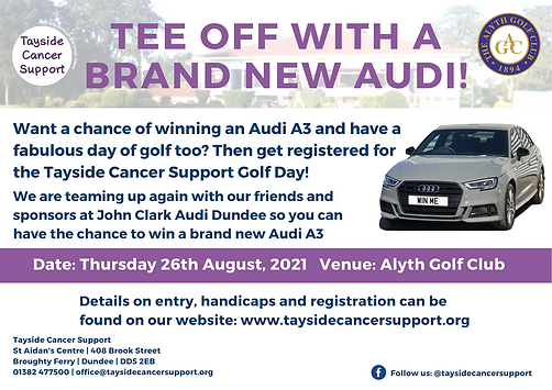 Golf Day 2021 - Audi Poster.png