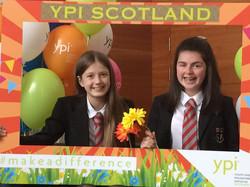 YPI Winners Caitlin and Jorja