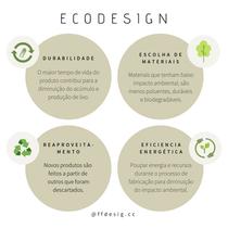Green Design, EcoDesign e Design Sustentável - Entenda as diferenças!
