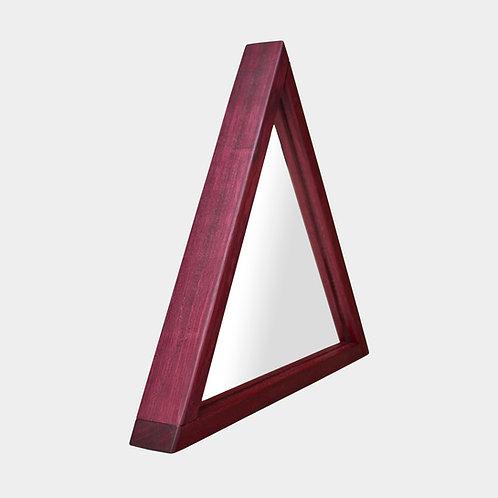 Espelho Tríade, Espelho Triangular, Espelho Triângulo, Espelho Geométrico