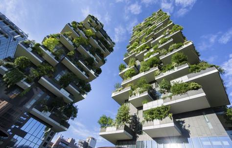Arquitetura Verde: Construções Sustentáveis