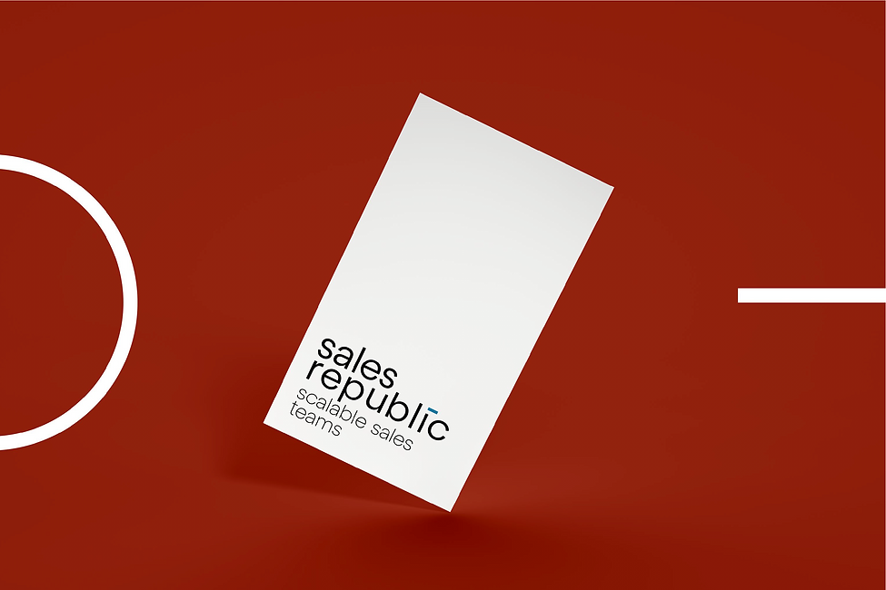 Sales Republic Branding