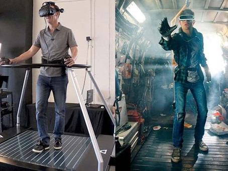 VR Omnidirectional Treadmills Making Gains Towards Full Immersion and Cardio