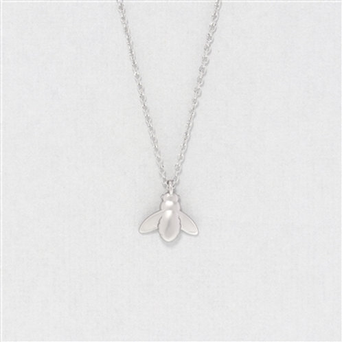 Bee Dainty Charm Necklace