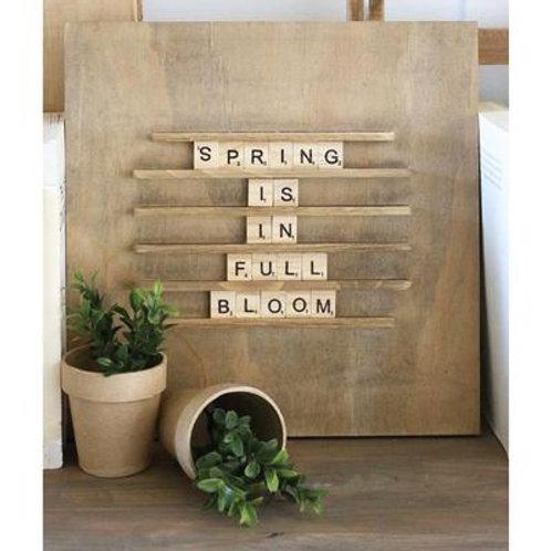 Square Tile Board