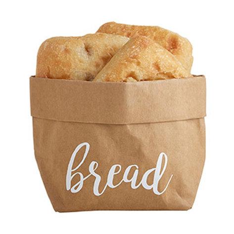 Bread Washable Paper Bag