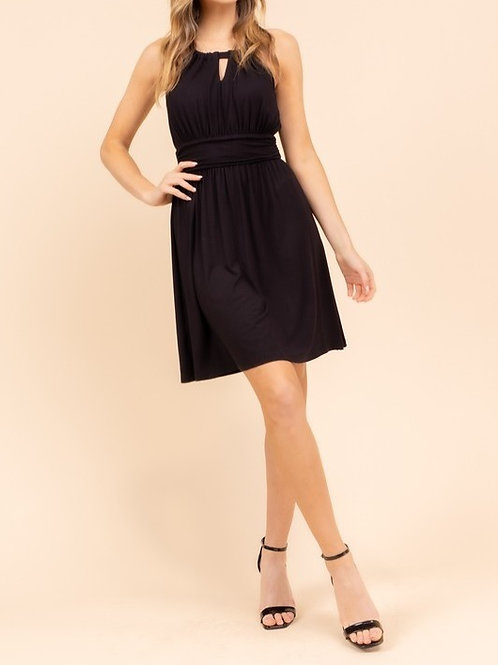 Soft & Sexy Halter Dress
