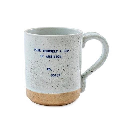 Dolly XO Mug
