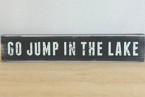 Go Jump Mini Block