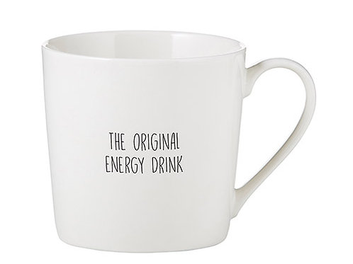 Energy Drink Cafe Mug