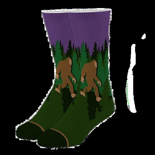 Cool Socks - Sasquatch