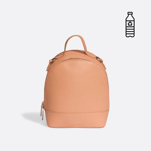 Mini Vegan Backpack - Apricot