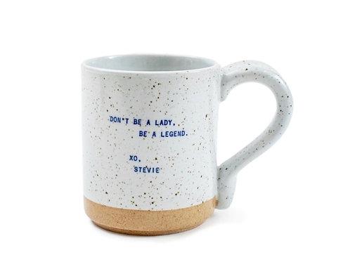 Stevie XO Mug