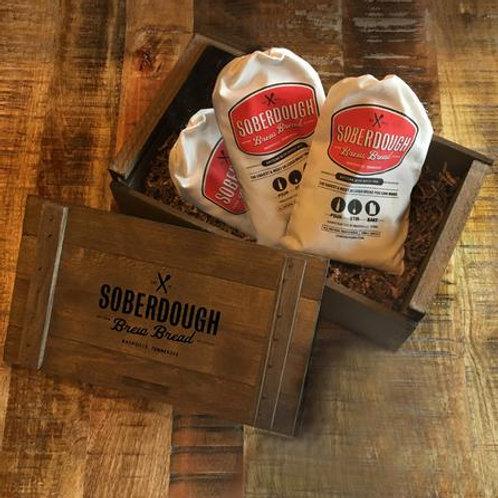 Soberdough 3 pack