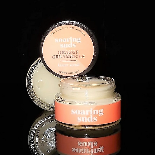 Kisser Scrub Orange Creamsicle