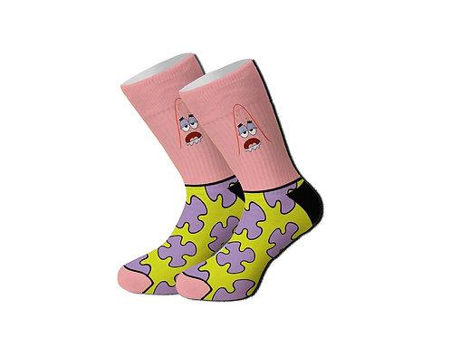 Cool Socks - Patrick Starfish