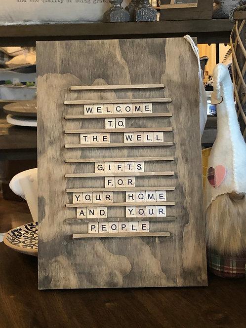 Large Tile Board