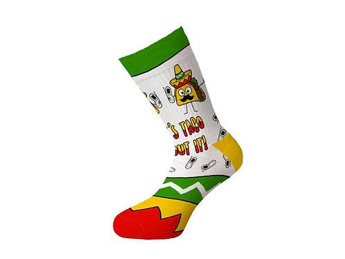 Cool Socks - Taco 'Bout It