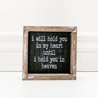 Hold You In My Heart Sympathy