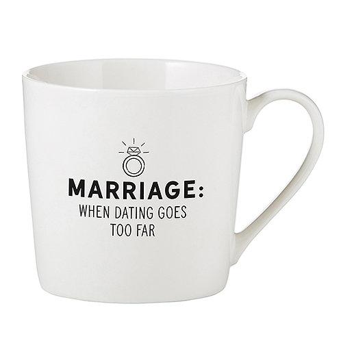Marriage Cafe Mug