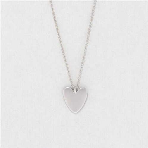 Heart Dainty Charm Necklace