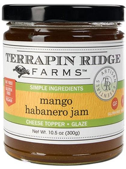 Mango Habanero Jam