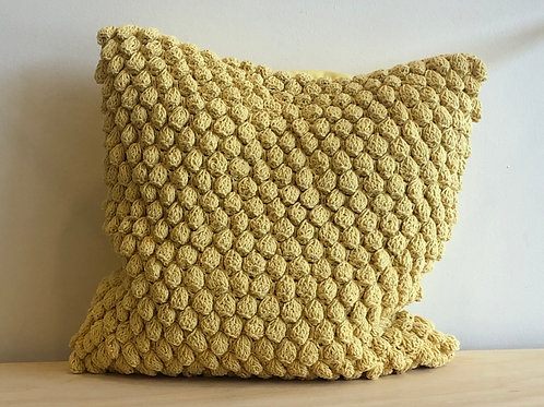 Bee's Knees Down Filled Pillow