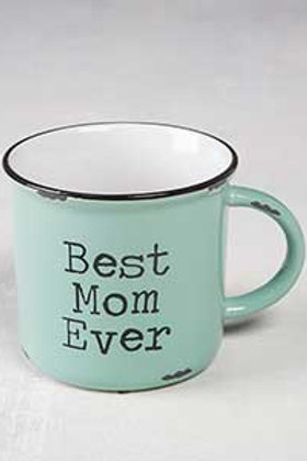Best Mom Ever Campfire Mug