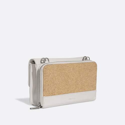 2 in 1 Purse/Wallet - Cloud