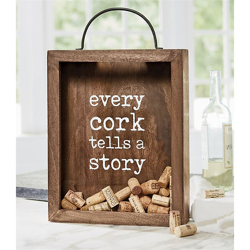 Every Cork Tells A Story