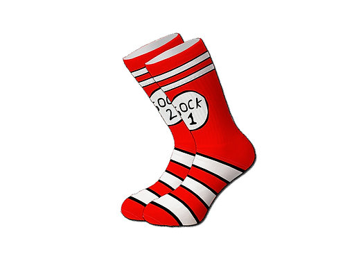 Cool Socks Kids - Sock 1 & 2