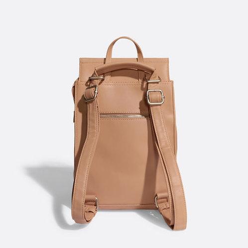 Vegan Backpack - Apricot