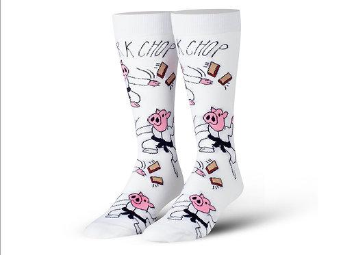 Cool Socks - Pork Chop
