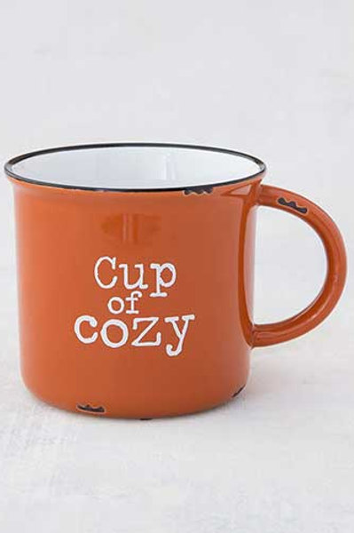 Cup of Cozy Campfire Mug