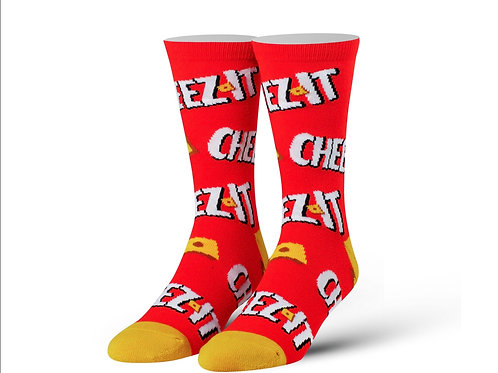 Cool Socks - Cheez-It