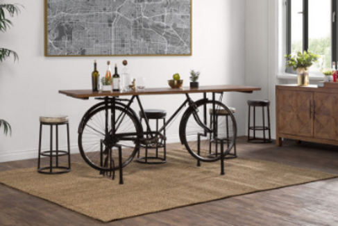Large Cycle Gathering Table