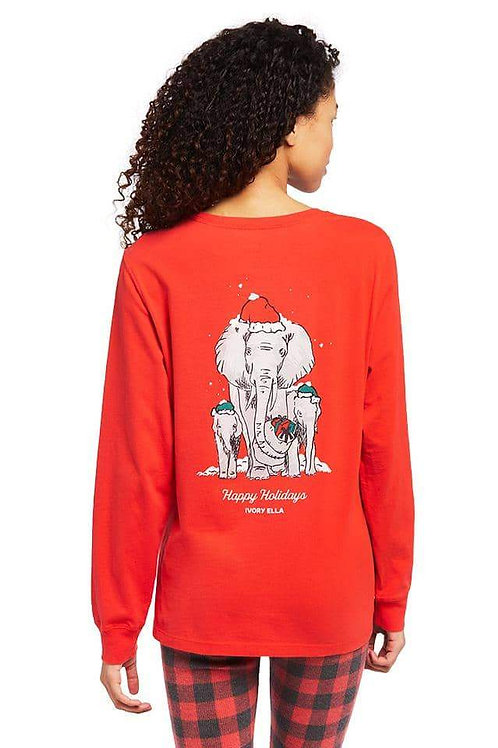 Elephant Friends Long Sleeve