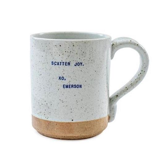 Emerson XO Mug