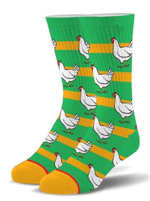 Cool Socks - Chicken