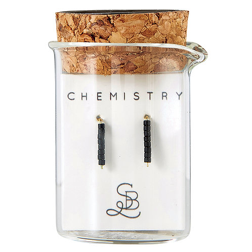 Chemistry Earring - Carbon