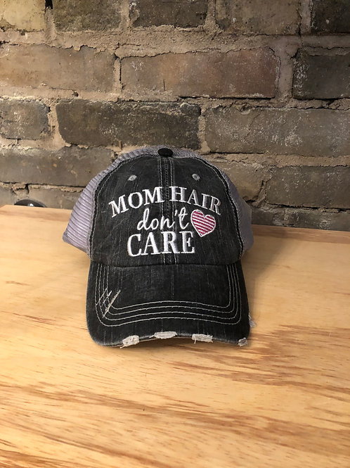 Mom Hair Hat