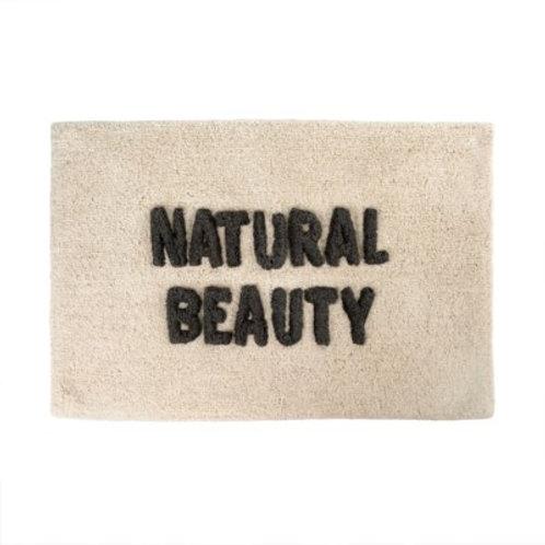 Natural Beauty Bath Mat