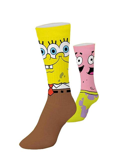 Cool Socks - Spongebob